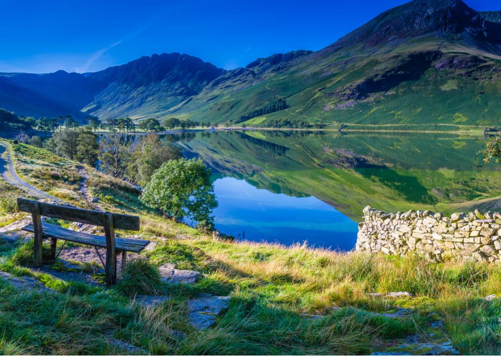 Jezioro Buttermere, Wielka Brytania