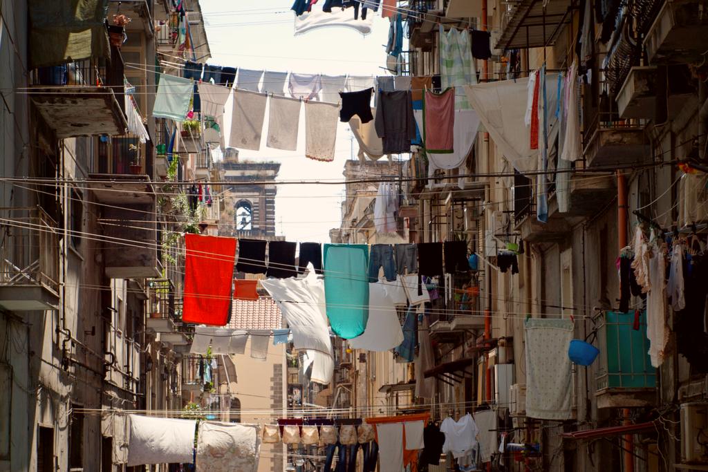 Neapol, Hiszpańska Dzielnica, Quartieri Spagnioli